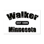 Walker Established 1896 Mini Poster Print