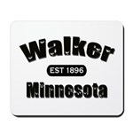 Walker Established 1896 Mousepad