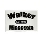 Walker Established 1896 Rectangle Magnet