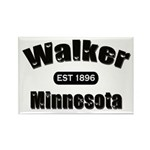 Walker Established 1896 Rectangle Magnet (100 pack