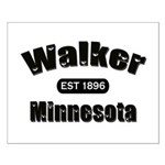 Walker Established 1896 Small Poster