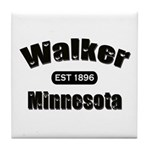 Walker Established 1896 Tile Coaster