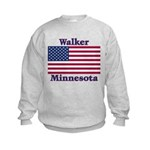Walker Flag Kids Sweatshirt