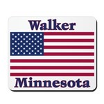 Walker Flag Mousepad