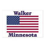 Walker Flag Postcards (Package of 8)