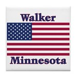Walker Flag Tile Coaster