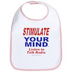 Talk Radio Bib