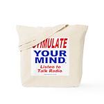 Talk Radio Tote Bag