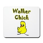 Walker Chick Mousepad