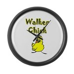 Walker Chick Large Wall Clock