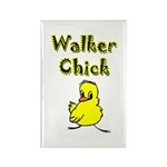 Walker Chick Rectangle Magnet (100 pack)