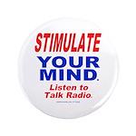 "Talk Radio 3.5"" Button"
