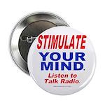 """Talk Radio 2.25"""" Button (10 pack)"""