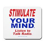 Talk Radio Mousepad