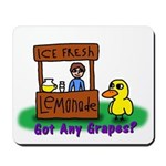 Lemonade Stand Mousepad