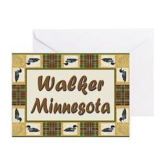 Walker Loon Greeting Cards (Pk of 10)