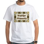 Walker Loon White T-Shirt