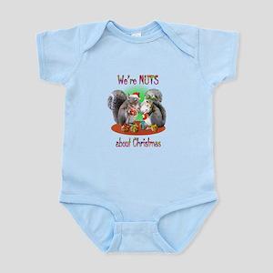 Squirrel Infant Bodysuit