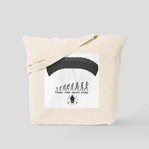 """Powerchute Next Step"" Tote Bag"