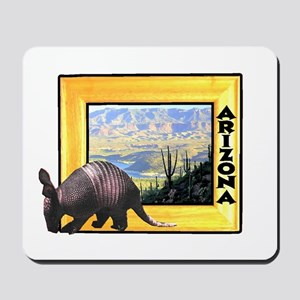 Arizona Armadillo Mousepad