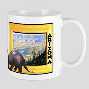 Arizona Armadillo Mug