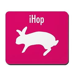 Bunny iHop Mousepad