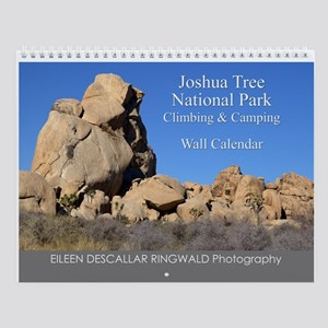 Joshua Tree National Park Wall Calendar