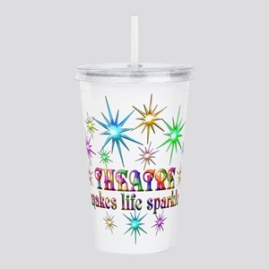 Theatre Sparkles Acrylic Double-wall Tumbler