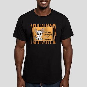 Eye Candy Men's Fitted T-Shirt (dark)