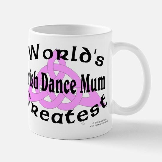 Greatest Mum - Mug