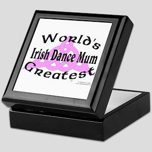 Greatest Mum - Keepsake Box
