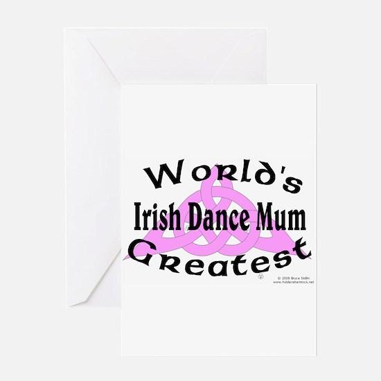 Greatest Mum - Greeting Card