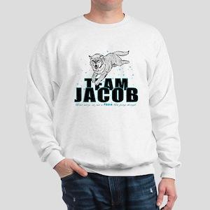 Wolf Jacob Sweatshirt