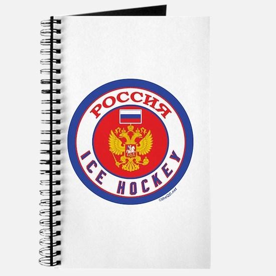 RU Russia/Rossiya Hockey Journal
