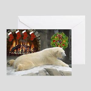 warmth Greeting Card