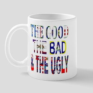 The Good, The Bad & The Ugly Mug