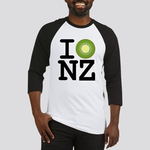 I Kiwi NZ Baseball Jersey