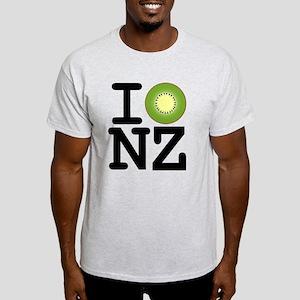 I Kiwi NZ Light T-Shirt