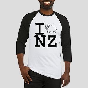 I Sheep NZ Baseball Jersey