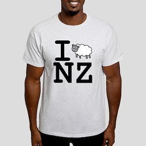 I Sheep NZ Light T-Shirt