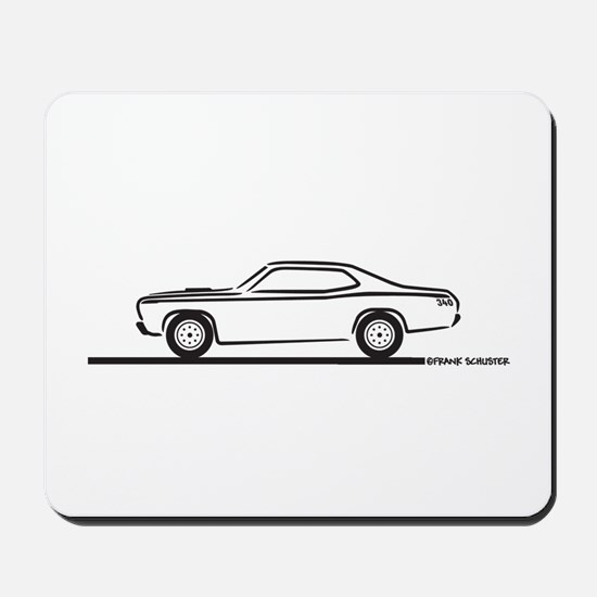 1971 Plymouth Duster Mousepad