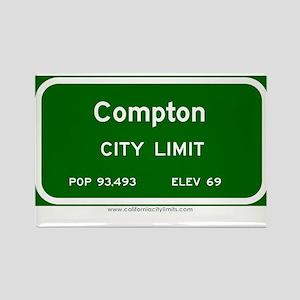 Compton Rectangle Magnet