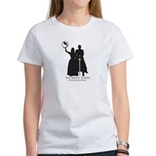 Aes Sedai and Warder Women's T-Shirt