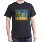 Olive Trees Dark T-Shirt