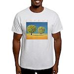 Olive Trees Light T-Shirt