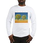 Olive Trees Long Sleeve T-Shirt