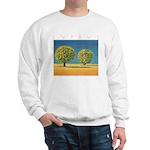 Olive Trees Sweatshirt