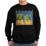 Olive Trees Sweatshirt (dark)