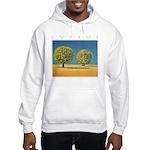 Olive Trees Hooded Sweatshirt