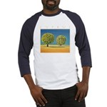 Olive Trees Baseball Jersey